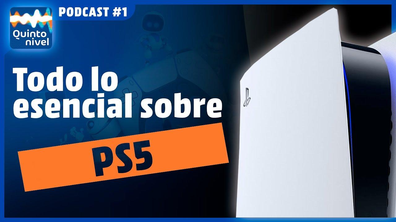 Presentamos Quinto Nivel  | Esta semana estrenamos nuestro podcast sobre PlayStation 5