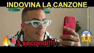 INDOVINA LA CANZONE IN 3 SECONDI!!! *facile*