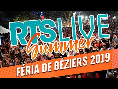 RTS SUMMER LIVE BEZIERS