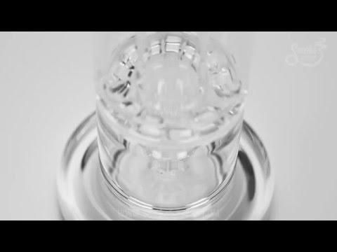 Burner Glassworks Showerhead to Ratchet Disc Sidecar Bubbler on Youtube