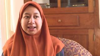 Oberlin Shansi Visiting Scholar Dalila Yunardi