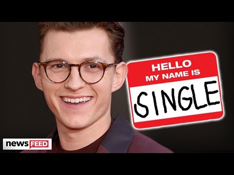 Tom Holland's SINGLE After Breakup!