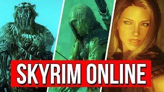Skyrim Together - Online Multiplayer Gameplay