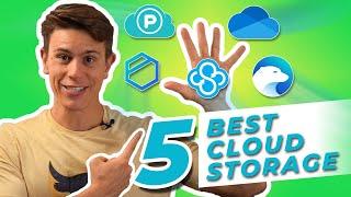 Top 5 Best Cloud Storage Providers 2020
