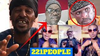 10mille problème se défoule grave sur Sanekh «Sanekh motakh gnou hame yamba .Ndoye Bane Pape Mbaye