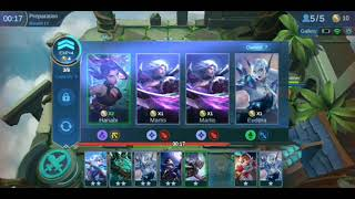 How to get 3 stars heroes easily in chess td mobile legends