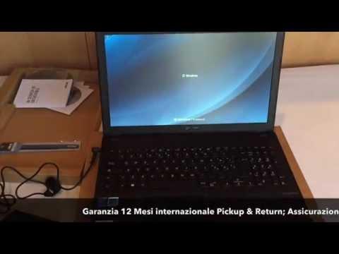 UNBOXING Notebook Asus PU551LA  ASUSPRO P ESSENTIAL PU551LA