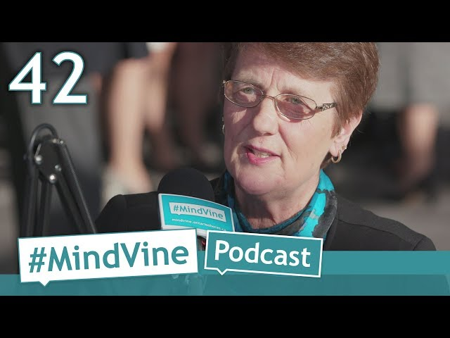 #MindVine Podcast Episode 42 - Linda Corkum
