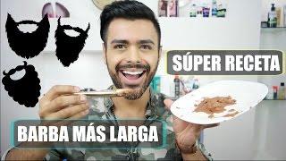 Como hacer crecer la barba   Mascarilla para la barba   XELBOR