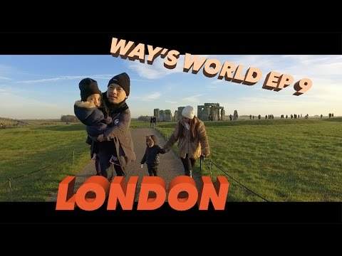 WAY'S WORLD EP: 9 LONDON