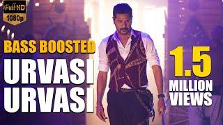 Urvasi Urvasi - Bass Boosted 🎧   AR Rahman   Slingshot Music