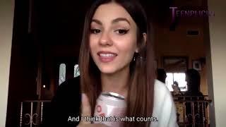 Vidéo interview pour le film Trust