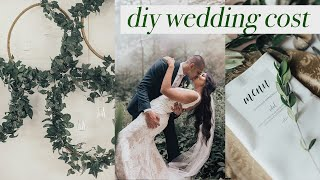DIY Wedding Budget - How Much Did It Cost / Where Could I Have Saved Money?