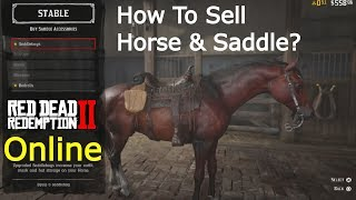 red dead redemption 2 online best horse saddle - TH-Clip