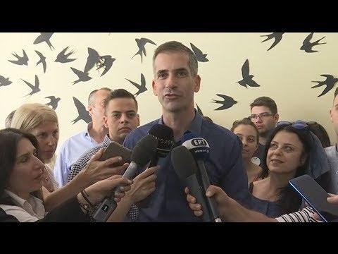 Κ. Μπακογιάννης: «Όλοι μαζί μπορούμε να ανεβάσουμε την Αθήνα ψηλά»