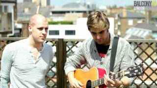CHARLIE SIMPSON - DOWN DOWN DOWN (BalconyTV)