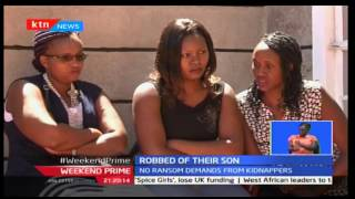 Thugs kidnap a 4 year old boy in Thika Town after robbing the family
