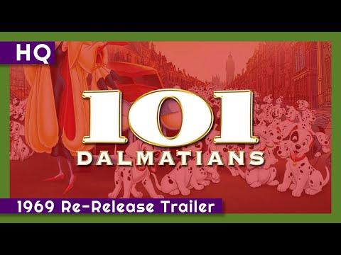 101 Dalmatians Movie Trailer