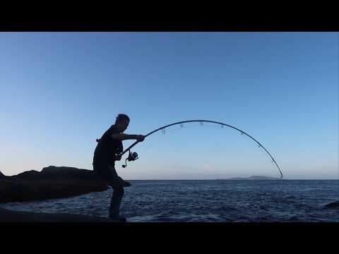 Kystfiskeri på Australiens vestkyst