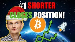Crypto Continues to Rally After TOP Shorter Closes Position!🚀 $BTC $BCH