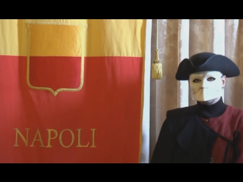 Preview video Napoli - Carnevale di Via Epomeo, presentato il programma 2017