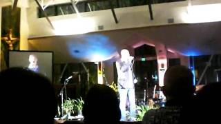 Sagip Pinoy Benefit Concert - Michael de MEsa