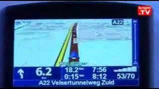 Cockpit: TomTom HD traffic