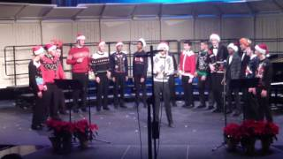 Men's A Cappella How Sweet it is to be Loved by You