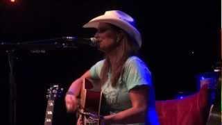 Terri Clark sings Girls Lie Too at Infinity Music Hall, Norfolk, CT - Mar 9, 2012