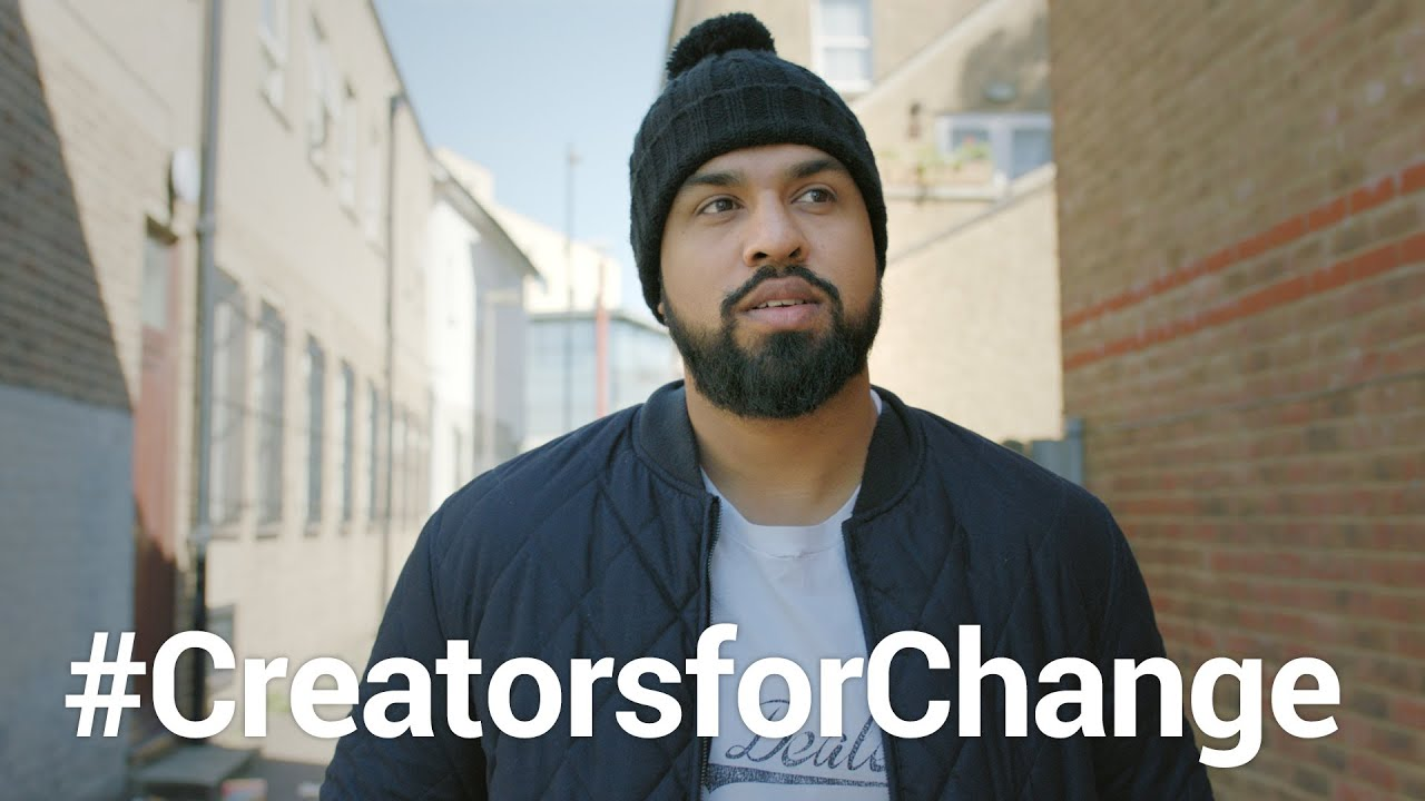 YouTube Creators for Change