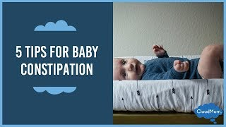 5 Ways to Relieve Baby's Constipation | CloudMom