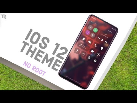 Best IOS 12 Theme For Miui 9/10!Redmi Note 4/Redmi 4