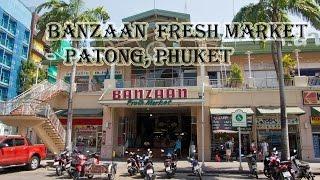 Banzaan Night Market Phuket : Cheap Thai Food In Patong