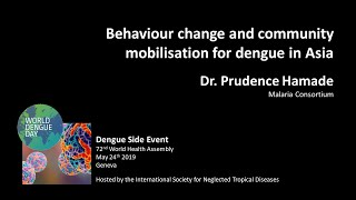 Video: Dengue in Asia, behaviour change & community mobilisation