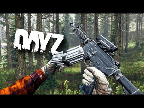 DEADLY Solo Player Takes On Squads in DayZ...