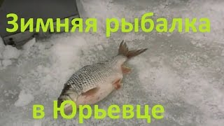 Диалоги о рыбалке юрьевец зима