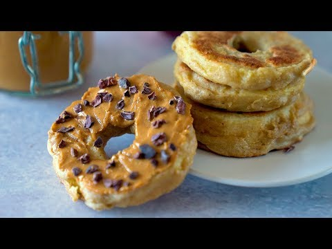 Aros De Manzana Para Desayunar o Merendar