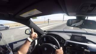 BMW340i vs Porsche cayenne turbo