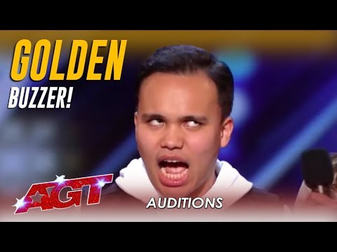 Kodi Lee: Blind Autistic Singer WOWS And Gets GOLDEN BUZZER! | America's Got Talent 2019 (видео)