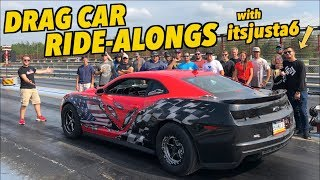 They Went Down The Drag Strip With Me!!