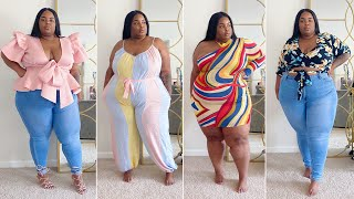 ASOPH Where You Been!?   Super Pretty & Chill Try-On Haul   Plus Size & Curve Collection   2020