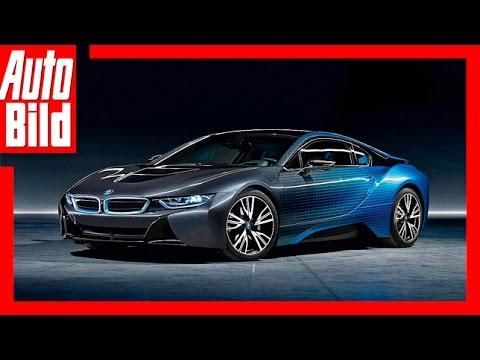Auto Bild Quick Shot: BMW i3 und i8 mit Design von Garage Italia; Lapo Elkann Interview