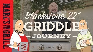 "Blackstone 22"" Griddle Journey"