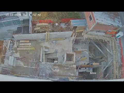 Izvedeni radovi u mesecu novembru - kratak video