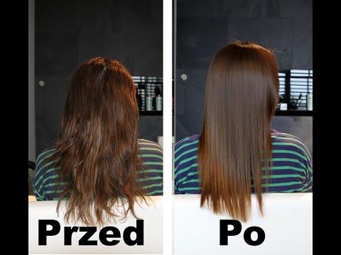 Oznacza skalę masową włosy