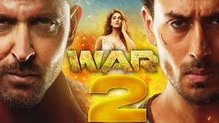 War 2 Coming Soon But Who Will Be With Tiger Shroff and Hrithik Roshan