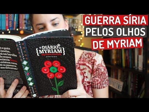 O DIÁRIO DE MYRIAM (marcante e conscientizador) | BOOK ADDICT