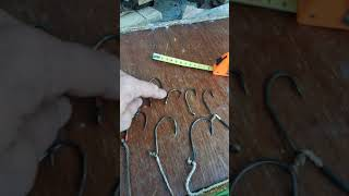 Крючки рыболовные для ловли сома