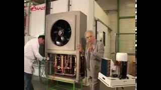 Pompe à chaleur Haute Température 70°C Auer HRC70