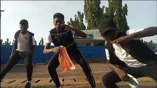 Olamide Oil And Gas (Official Dance Video)